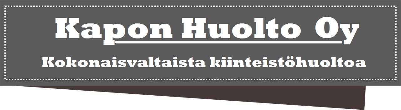 Kapon Huolto Oy